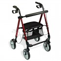 ROLLATOR CON ASIENTO REGULABLE